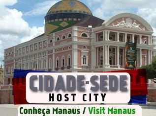 Cidade Sede